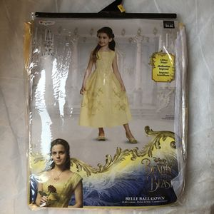 Belle Ball Gown . Child Costume. XS for Sale in Glenshaw, PA