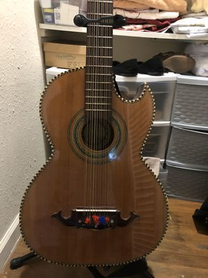 Guitarra bojo sexto o 12 cuerdas for Sale in Richmond, CA