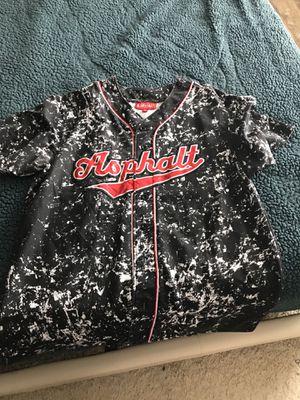 Asphalt Baseball Jersey for Sale in Alexandria, VA