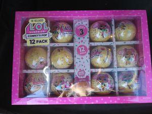 LOL Confetti Pop Suitcase for Sale in San Bernardino, CA