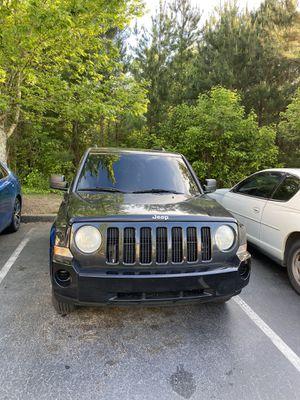 2009 Jeep Patriot 4wd for Sale in Atlanta, GA