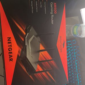 Netgear XR500 Not More Lag In You Game Experience for Sale in Miami, FL