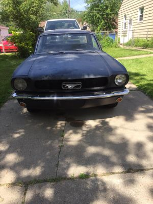 1965 mustang for Sale in Dearborn Heights, MI