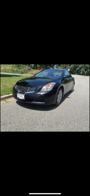 Nissan Altima coupe for Sale in Baltimore, MD