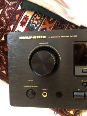 Marantz SR7000/U1B Sound System for Sale in San Jose, CA