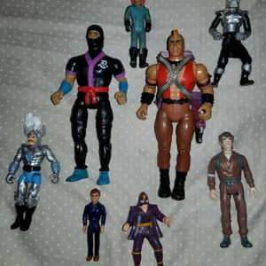 1970's- 80's action figures for Sale in Glen Burnie, MD