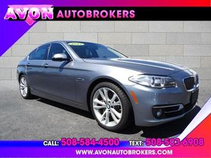 2015 BMW 5 Series for Sale in Avon, MA