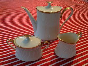 Lenox Eternal coffee/tea set for Sale in Washington, DC