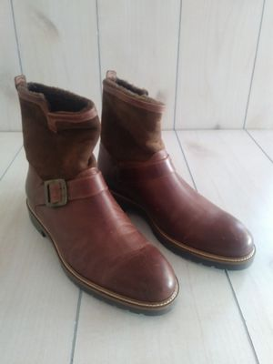 Ross & Snow Federico Leather Weatherproof Boots 10 for Sale in Fort Worth, TX