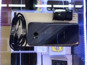 Samsung s8plus 64gb cricket/att for Sale in Bingham Canyon, UT