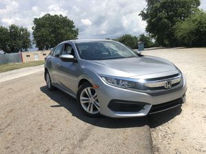 2017 Honda Civic Sedan 79k miles 6 Speed MANUAL (Stick Shift) for Sale in Columbus, OH