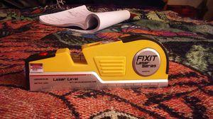 Fix it laser level for Sale in Las Vegas, NV
