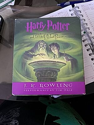 Harry potter and the half blood prince for Sale in Rockville, MD