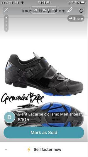 Giant Scarpe Ciclismo 🚴♀️ men's shoes Size 9 for Sale in Buena Ventura Lakes, FL