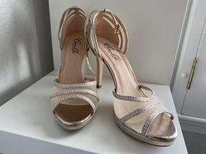 Camille la vie dress heels for Sale in El Paso, TX