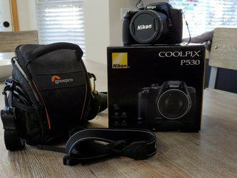 Nikon COOLPIX P530 Digital Camera - LOWER PRICE!! for Sale in Black Diamond,  WA