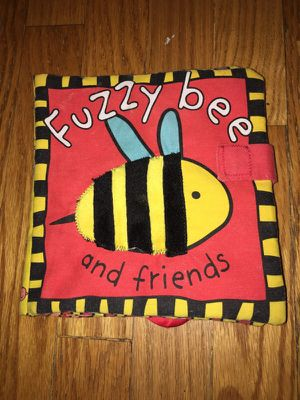 Fussy Bee and Friends Cloth Book for Sale in Chicago, IL