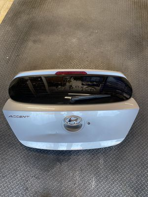 2017 Hyundai Accent hatch Damaged. Only $35 for Sale in Henderson, NV