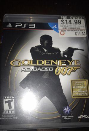 GoldenEye:Reloaded 007 PS3 for Sale in Laurel, MD