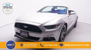 2017 Ford Mustang for Sale in El Cajon, CA