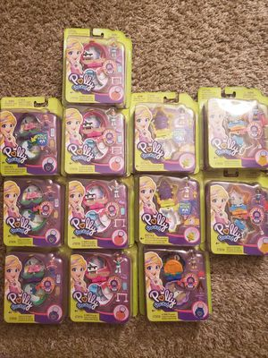 Polly pockets/ pop teenies for Sale in Houston, TX