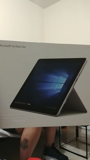 Microsoft Surface Go brand new in the dox and it (unlocked) for Sale in Las Vegas, NV