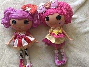 Lalaloopsy Dolls: collectible & authentic MGA Entertainment for Sale in Chula Vista, CA
