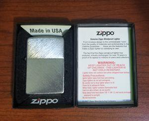 Zippo Herringbone Sweep for Sale in Keller, TX