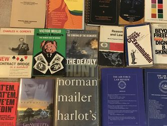 26 Books On Various Subjects for Sale in Las Vegas,  NV