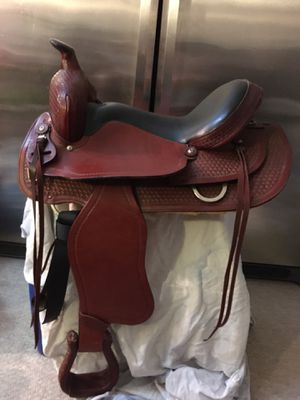 "Nash 17"" flex tree saddle for Sale in Milton, DE"