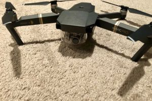Perfect Mavic Pro fly more combo with hard case for Sale in Seattle, WA