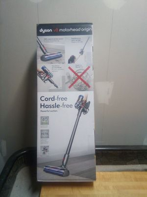 Dyson V8 Vaccum,never opened for Sale in Menifee, CA
