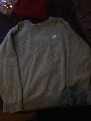 Nike sweatshirt for Sale in Kansas City, MO