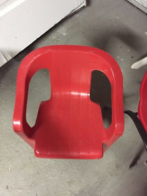 Kids children plastic chair 3-7 for Sale in Cleveland, OH