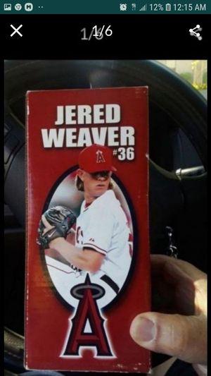 Jared Weaver bobblehead for Sale in Whittier, CA