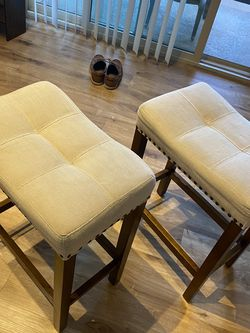 Bar Stools Barely Used for Sale in Irvine,  CA