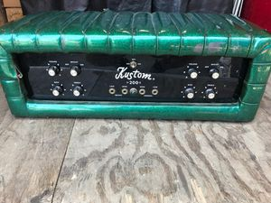 Kustom Bass/Guitar Amp Head for Sale in Palos Park, IL
