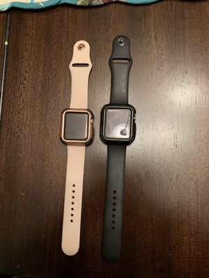2 Apple watches Series 3 for Sale in Fairfax, VA