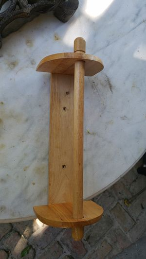 Wood towel holder for Sale in Miami, FL