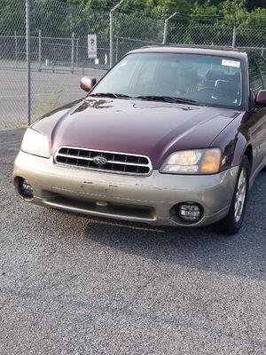 2001 Subaru legacy for Sale in Elkridge, MD