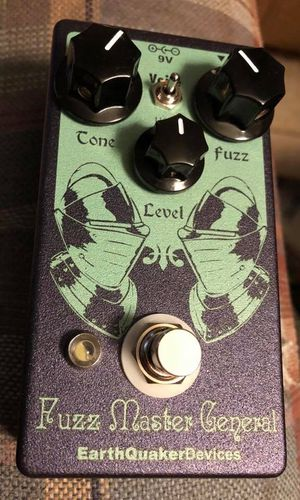 Fuzz Master General EarthquakerDevices for Sale in Houston, TX