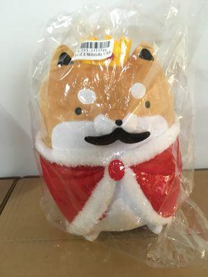 Japan tarushiba dog plushie for Sale in Milpitas, CA