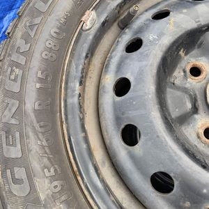 Set Of Winter Tires for Sale in Wenatchee, WA