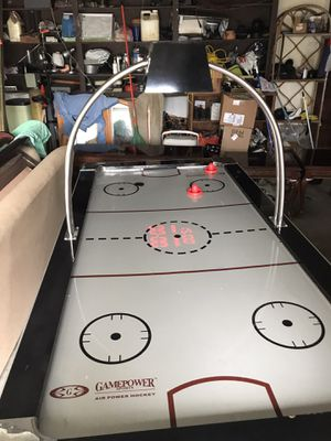 Game power air hockey table for Sale in Friendswood, TX