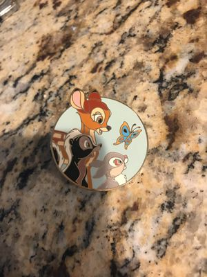 Pin 35798 Disney Auctions (P.I.N.S.) - Bambi, Thumper & Flower Profile for Sale in Phoenix, AZ