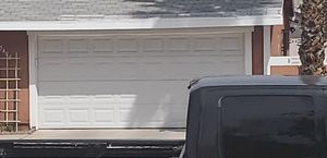 2 car garage door for Sale in Las Vegas, NV