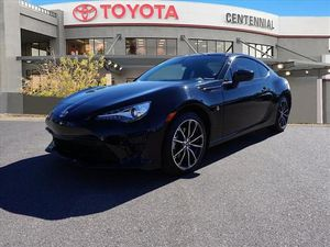 2018 Toyota 86 - Low Miles at 8,611 for Sale in Las Vegas, NV