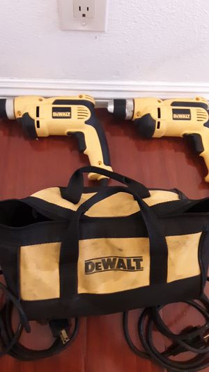 DeWalt Drills for Sale in Rosemead, CA