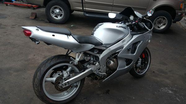 2007 Kawasaki 650