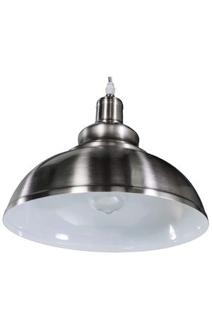 Moreover pendant lamp, brushed nickel (new open box) for Sale in San Dimas, CA